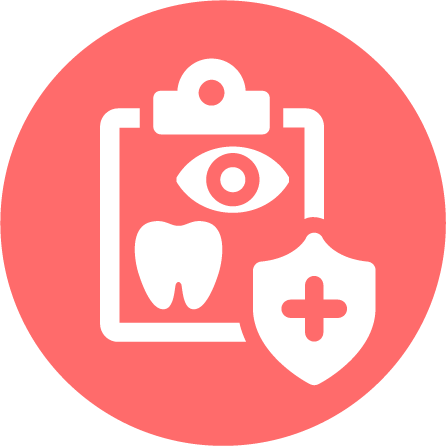 Dental and Vision Icon